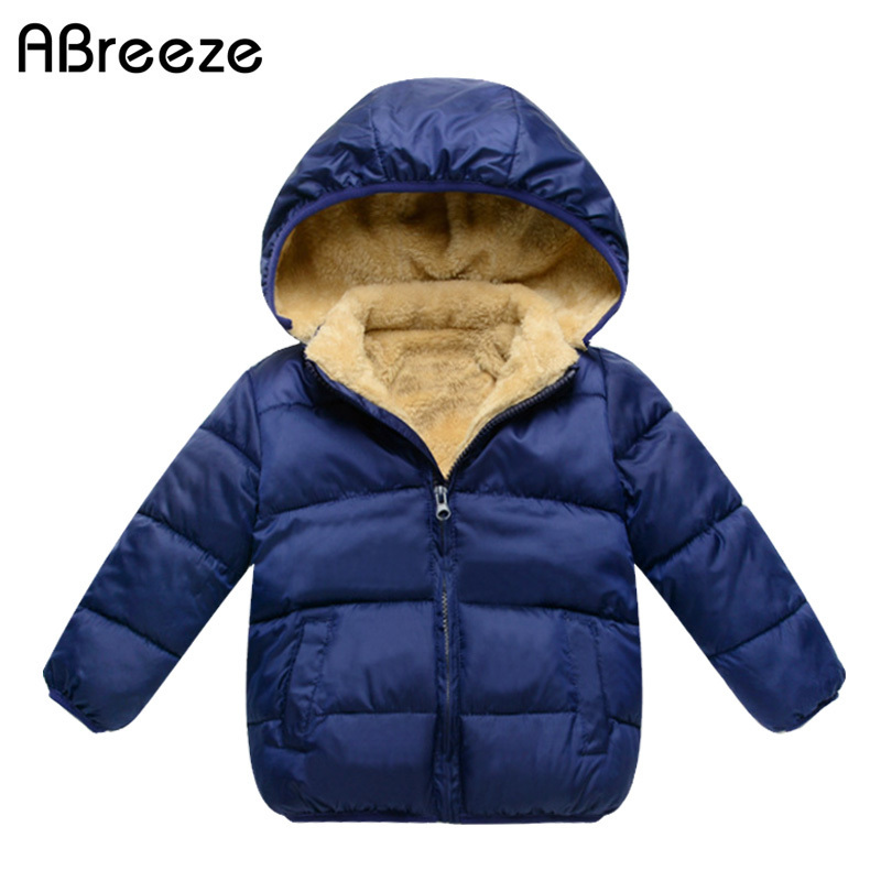 2017 New winter children down & parkas casual blue black and red coats for boys girls warm hooded child jackets coats unisex tlzc hooded design women coats size s 2xl 2017 new fashion lady warm parkas fit winter black green gray color woman parkas