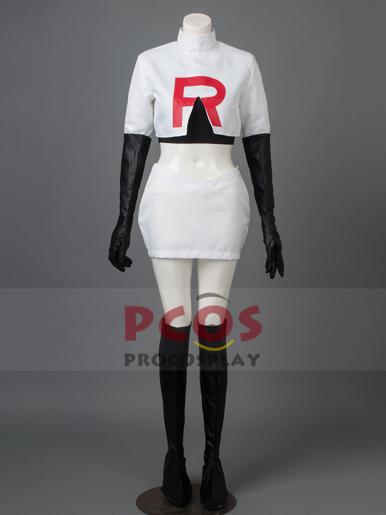 Team Rocket Halloween Costume