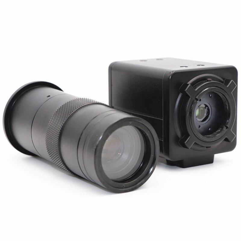 Caméra IP CCTV 1080 P IMX307 résolution HD 1920x1080 H.265 caméra IP réseau de sécurité ONVIF pour caméra de microscope industriel-in Caméras de surveillance from Sécurité et Protection on AliExpress - 11.11_Double 11_Singles' Day 1
