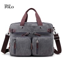 Multi Function Canvas Men S Shoulder Bags Crossbody Bag Men Messenger Bags Male Casual Travel Bags