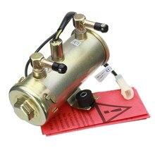 Универсальный 12 В Электрический Топливный бензиновый насос Комплект низкого давления HRF-027 для бензина/дизелк/Био
