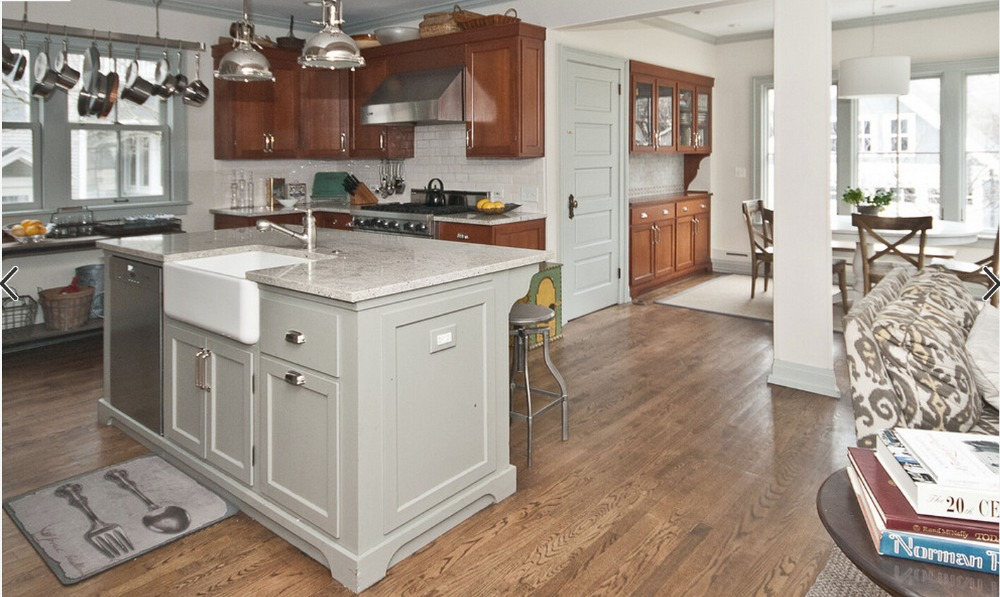 Solid Wood Kitchen Cabinets 2017 Hot Sales Cheap Priced