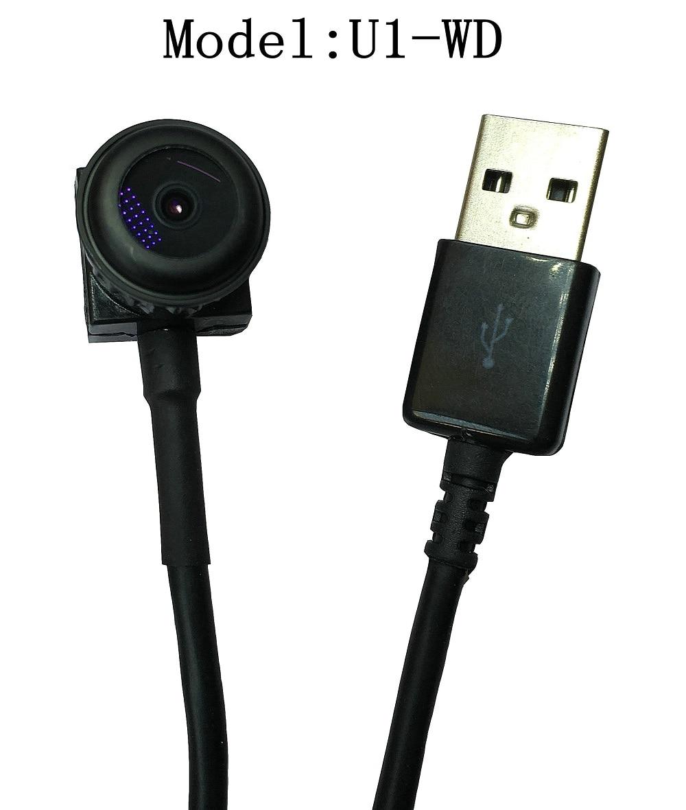 Diske HD Micro USB Camera 1.0MP USB CCTV Camera 720P USB Module With Cables USB Board Camera-in ...