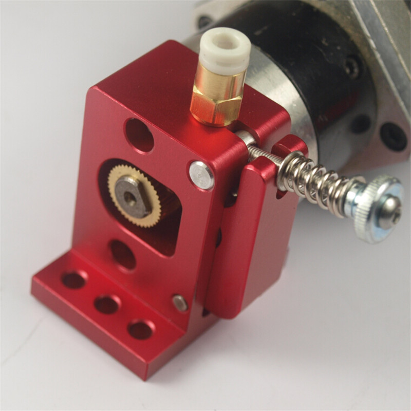 Funssor 24v 40w All Metal Mk10 Dual Nozzle Extruder For Diy 3d