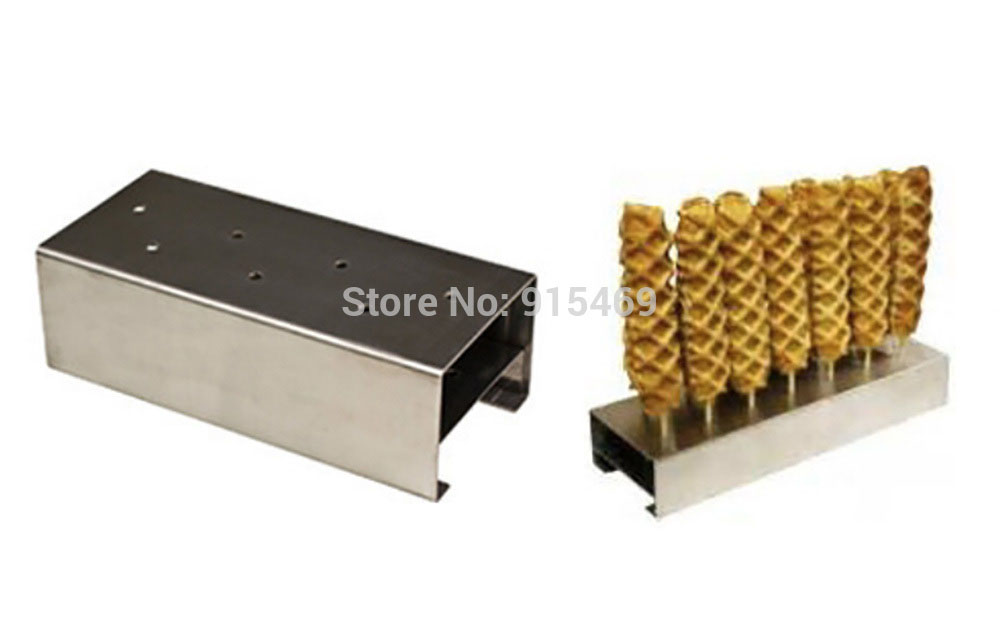 ФОТО Free Shipping Stainless Steel Lolly Waffle Stick Holder Stand Displayer