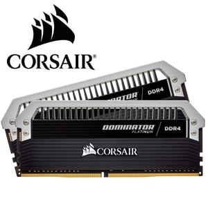 Image 2 - CORSAIR Dominator Platinum16 (8GBx2) 32 (8GBx4) RAM Memoria modülü yeni çift kanallı DDR4 bellek PC4 3600 3200 3000Mhz masaüstü DIMM