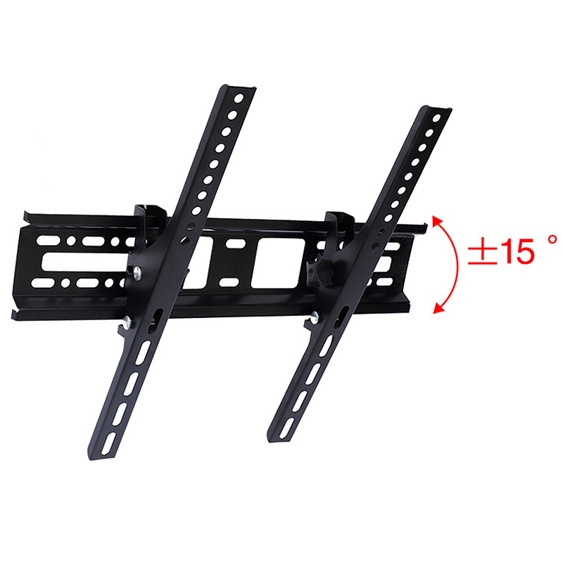 Image 4 - Universal Lcd Led Tv Wall Bounted Brackets 30Kg Steel 400X400Mm 15° Tilt Wall Mount For 32 46 42 50 55 inch Monitor-in TV Mount from Consumer Electronics