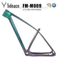 29er/27.5er Chameleon mixed color Carbon Mountain Bike Frame MTB Frame 27.5 Carbon Fiber MTB Frame 650B Carbon MTB Frame 27.5er