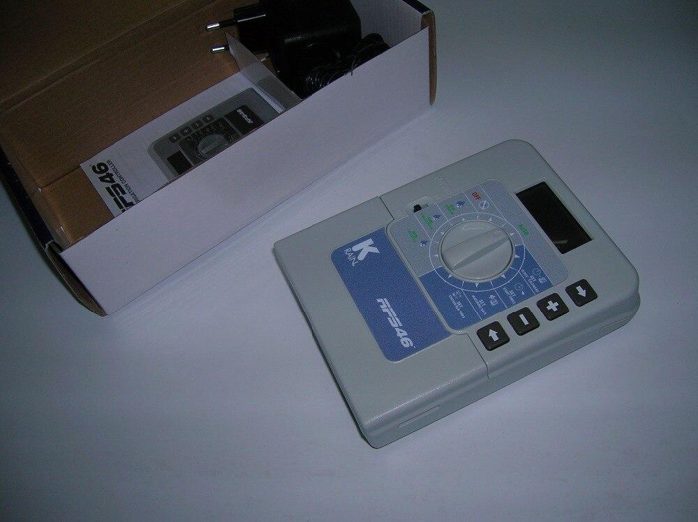 K- regen rps 46 6- Station 60 Hz mini controller mit plug-pack, 220- volt