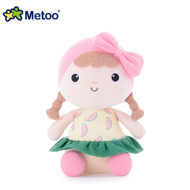 11.5 Inch Kawaii Plush Sweet Cute Stuffed Animal Cartoon Kids Toys for Girls Children Baby Birthday  Gift Metoo Doll