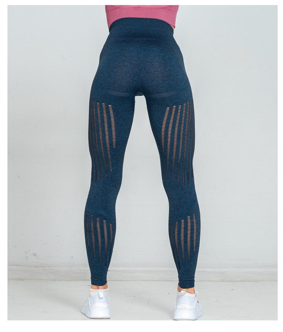 Leggings taille haute Sport Femmes