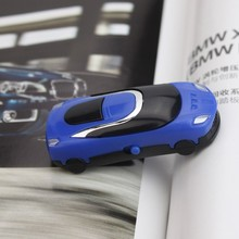 Car MP3 Portable Car Style MP3 Music Player with TF Card Slo