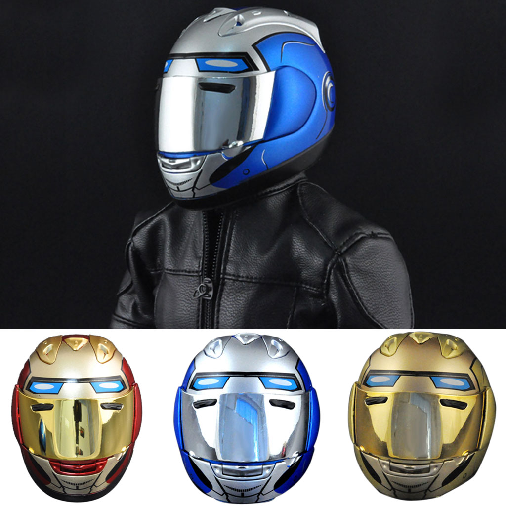 New Arrivals Quality Motorcycle Biker Helmet 1/6 Fit for 12 inch Action Figure Hot Toys Head Sculpt Dolls Accessories Boy Gift new hot 18cm one piece donquixote doflamingo action figure toys doll collection christmas gift with box minge3