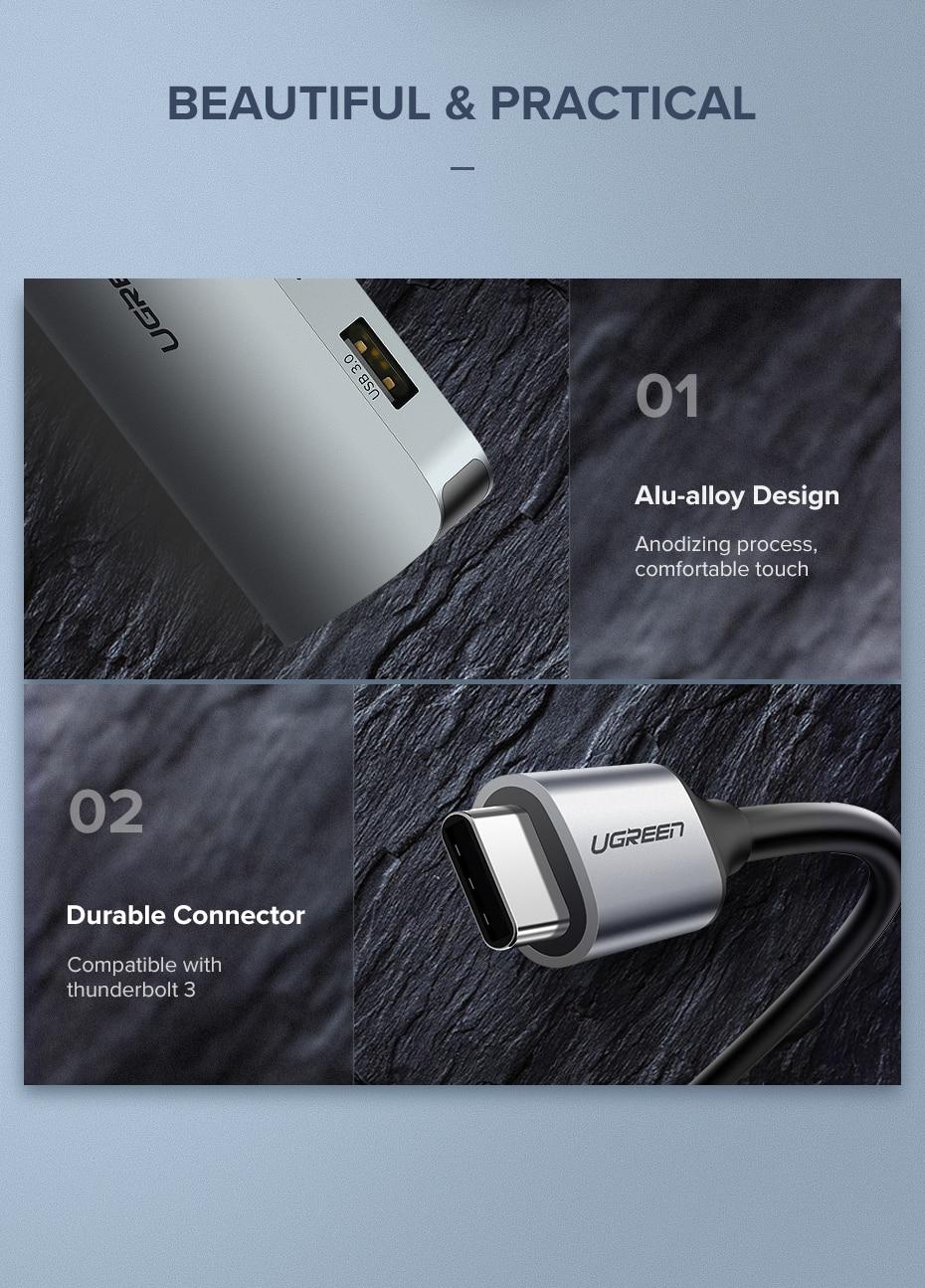 All In One USB C HUB