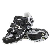 a3ed8a9da SIDEBIKE Ginnastica Scarpa Sapatos Anti-slip Sapatilhas Sapatas Do Esporte  Da Sapatilha MTB Da Bicicleta Da Bicicleta Ciclismo C..