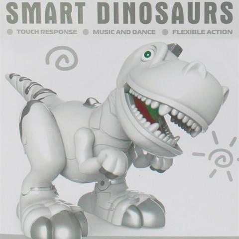 908c toque sensing dinossauro interativo com danca e musica