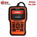 Automotive Scanner for Land Rover BMW SRS Airbag Reset OBD2 Diagnostic Tool Foxwell NT510 Full System Update Online Diagnosis