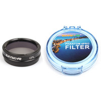 CPL Circular Polarizer lens Filter Multi coated High Definition Glass and Aluminum Alloy Frame for DJI