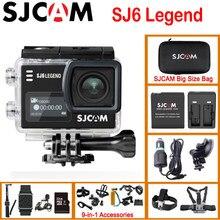 Водонепроницаемая камера SJCAM SJ6, спортивная камера 4K