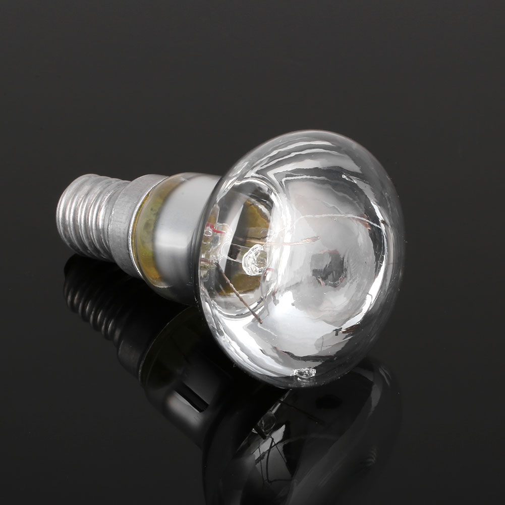E14 Reflector Spot Light Lava Glitter Dimmable Lighting Bulb SES Screw <font><b>30W</b></font> <font><b>LED</b></font> <font><b>Lamp</b></font> Replacement Bulb Reflector Spotlight image
