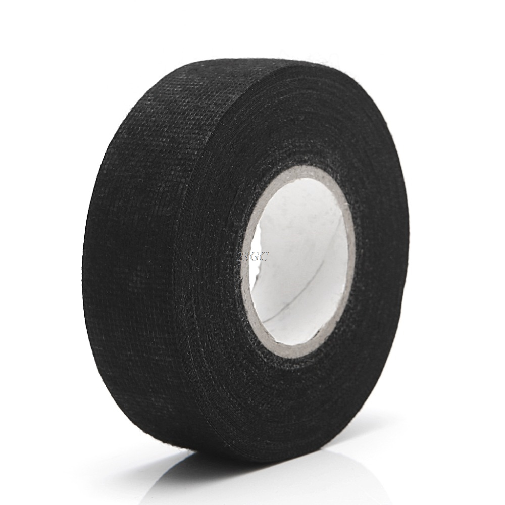 Insulation Tape Blackhigh Temperature Resistant Automotive Wiring Harness Mercedes Car Electrical Self Adhesive Anti