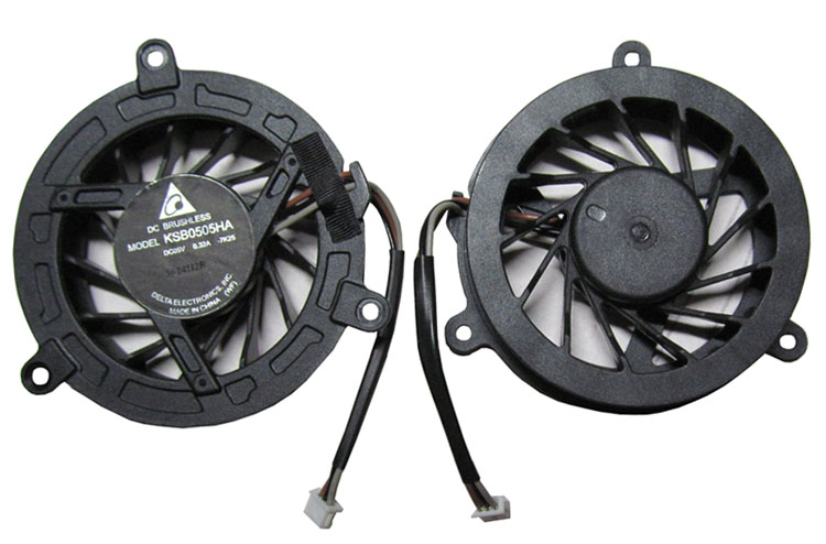 SSEA New CPU cooling Fan for HP ProBook 4410S 4411S 4415S 4416S 4510S 4515S 4710S laptop Cooler Fan