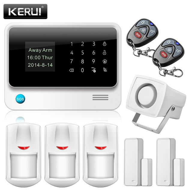 g90b wifi gprs alarm gsm autodial security alarm system. Black Bedroom Furniture Sets. Home Design Ideas