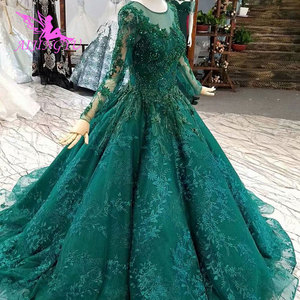 Image 1 - AIJINGYU White Boho Wedding Dresses Gown 2021 2020 Indian Party Gowns Made In China Wedding Dress Ireland