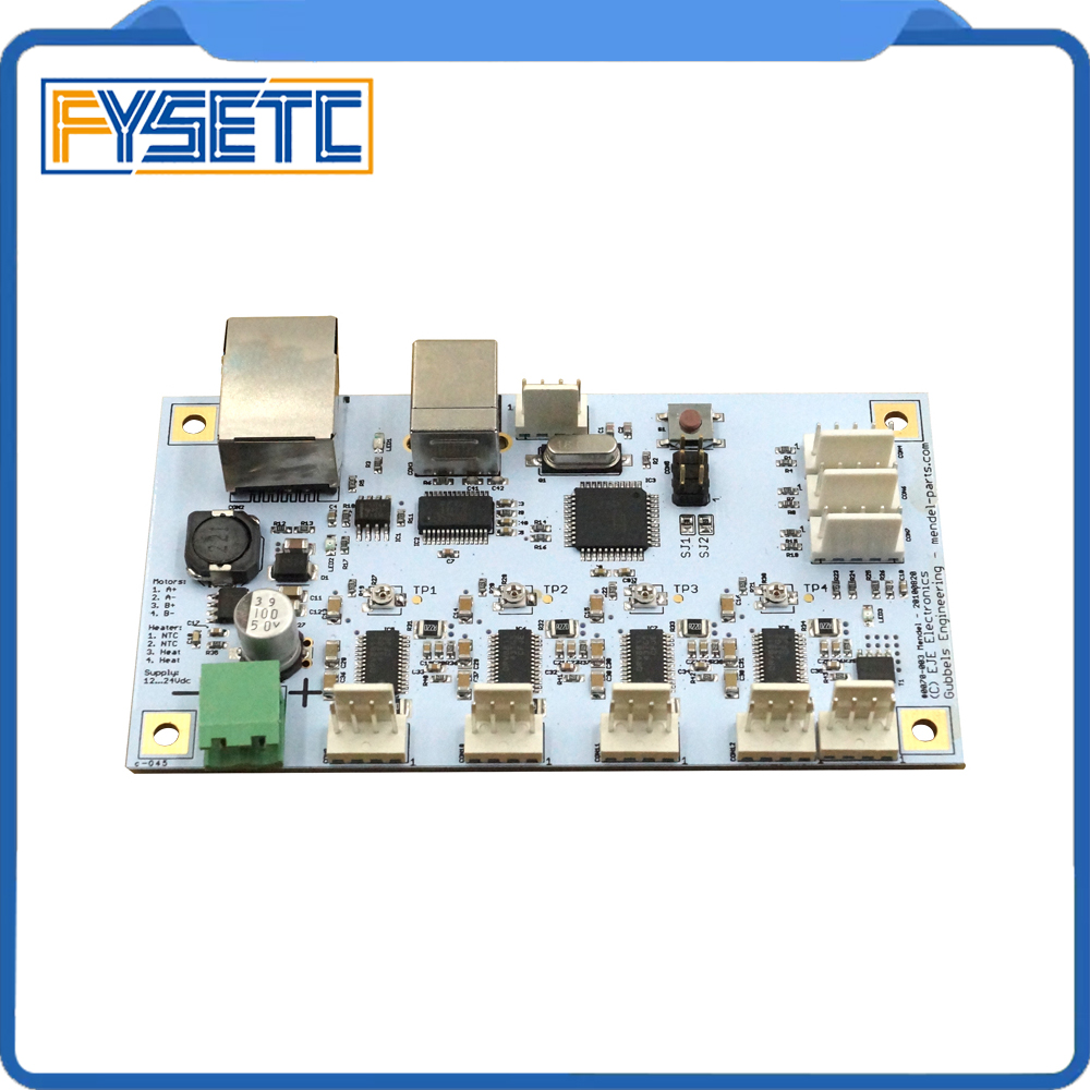 Generation 6 Controller Board 3D Printer Motherboard Main Control Panel The Sixth Generation Gen6 Motherboard for 3D Printer main board motherboard for epson p50 printer