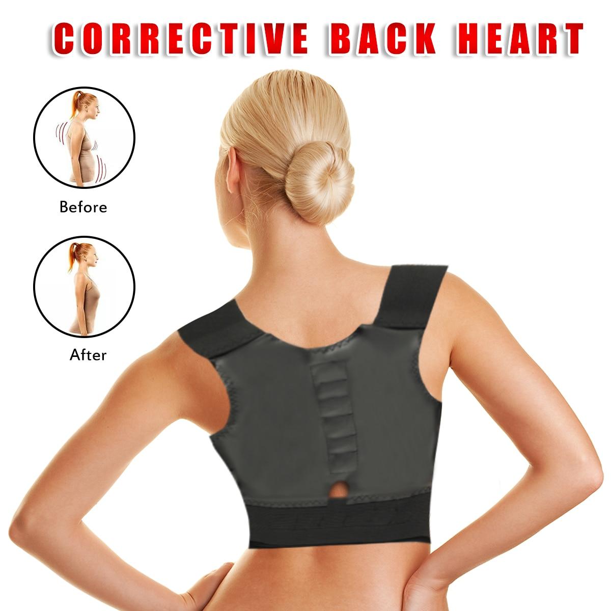 Unisex Back Corrector Straighten Belt Body Shaper
