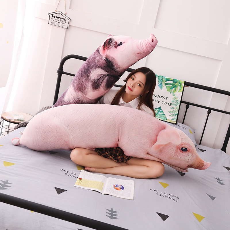 Pig Plush Pillow 2