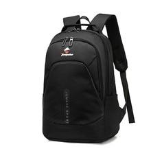 Man laptop backpack usb charging computer backpacks casual Oxford bags large male Business Travel bag backpack School все цены