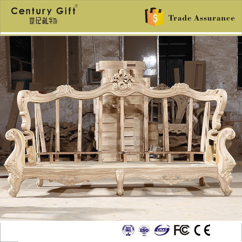 European Sofa Frame New Carved Oak Wood Sofas Factory Direct HK32 In Living  Room Sofas From Furniture On Aliexpress.com | Alibaba Group
