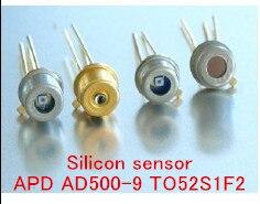 Быстрая Бесплатная доставка кремния Сенсор APD AD500-9 to52s1f2 для лазерной локации/Лазерный Дальномер Измерения Сенсор модуль ...