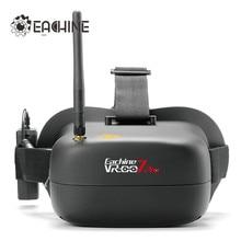 Eachine VR-007 Pro VR007 5.8G 40CH Óculos FPV 4.3 Polegada Com 3.7 V 1600 mAh Bateria para RC Zangão