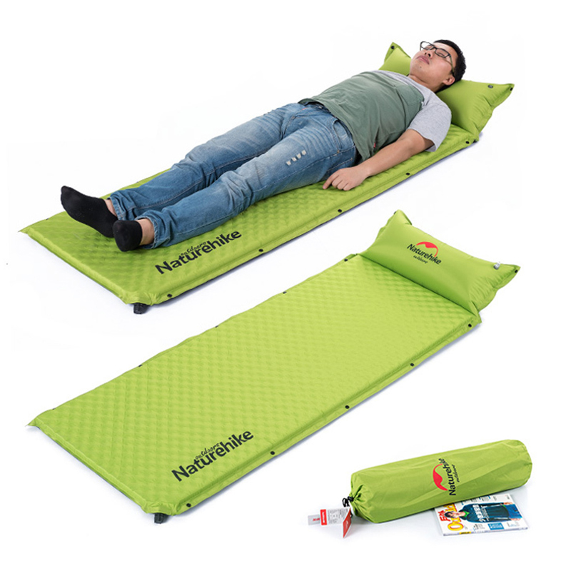 Naturehike Porable Self Inflating Sleeping Pad With