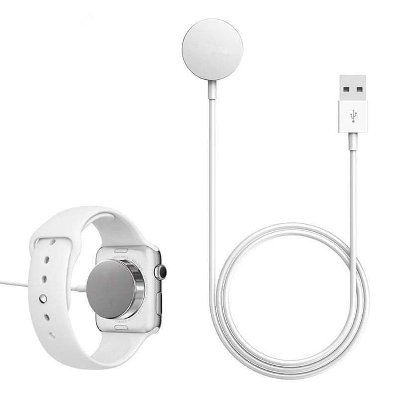 Watch Wireless Charging Magnetic Force Wireless USB Cable Charger Line Cable For Apple Watch For i Watch Wire 3pcs battery and european regulation charger with 1 cable 3 line for mjx b3 helicopter 7 4v 1800mah 25c aircraft parts