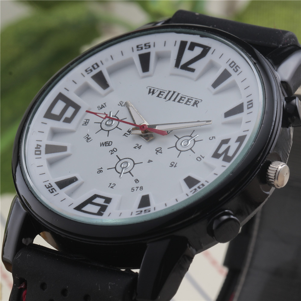 Hot 2016 Luxury Brand Military Watches Men Quartz Analog 3D Face Leather Clock Man Sports Watches Army Watch Relogios Masculino luxury brand pagani design waterproof quartz watch army military leather watch clock sports men s watches relogios masculino