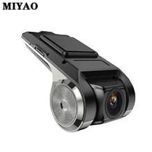 USB Vehicle Dash Camera Mini Car DVR Camera HD Dashcam WDR Auto Digital Video Recorder Dash Cam USB Android Multimedia Player все цены