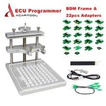 ECU Программатор BDM Рамка с зондом 22 шт. адаптер для KTAG KESS BDM Dimsport полный набор BDM Рамка программируемый кронштейн