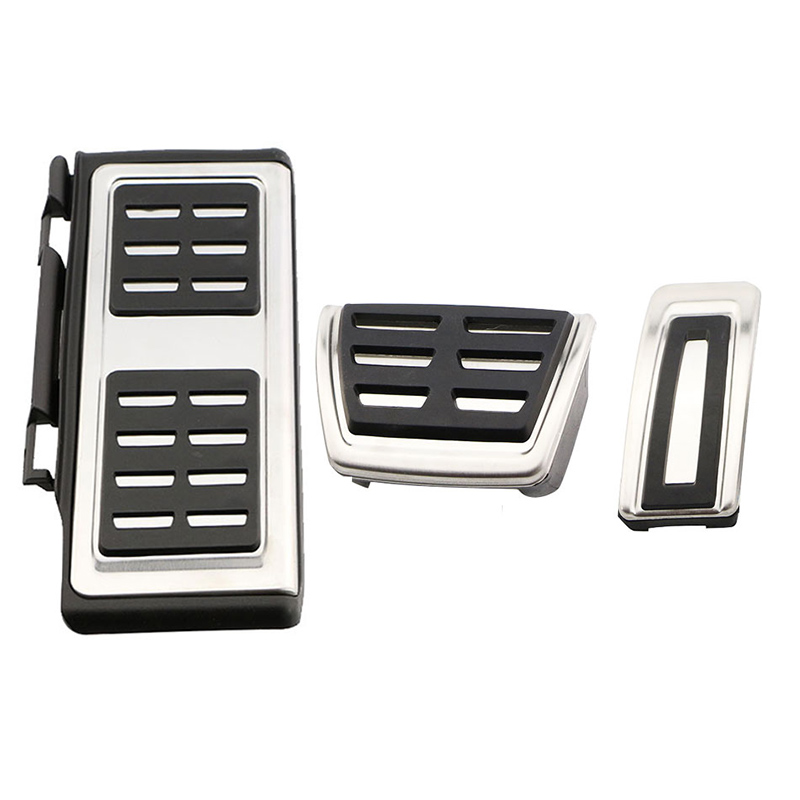 FOAL Burn Car Auto Pedals for <font><b>VW</b></font> <font><b>GOLF</b></font> <font><b>7</b></font> <font><b>GTi</b></font> MK7 Lamando for Audi A3 S3 8V RS3 Cabrio Fit for Skoda Octavia 5E A7 Rapid Seat Leon image
