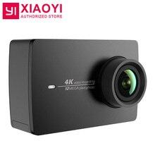 [Международная версия] оригинальный xiaomi yi 4 k действий камеры 2 a9se ambarella камера спорта 2 155 градусов 2.19 «12.0MP CMOS EIS НРС