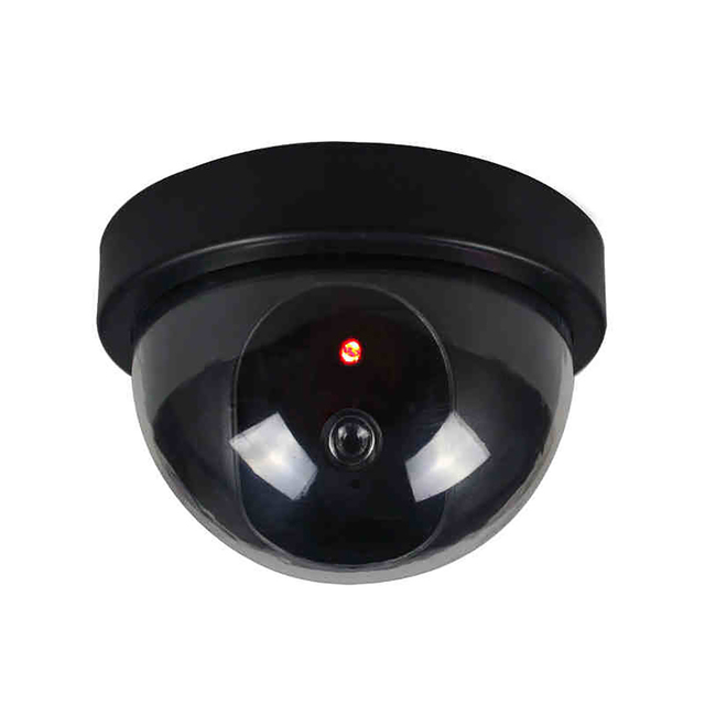 Dummy Ir Led Wire Fake dome camera home CCTV Security Camera Simulated video Surveillance indoor/outdoor Surveillance