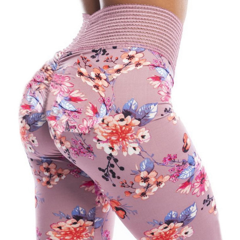 gothic Sexy Push Up Fitness   Leggings   Abstract Printed Women Pants High Waist Sporting Leggins Workout snakeskin   Leggings