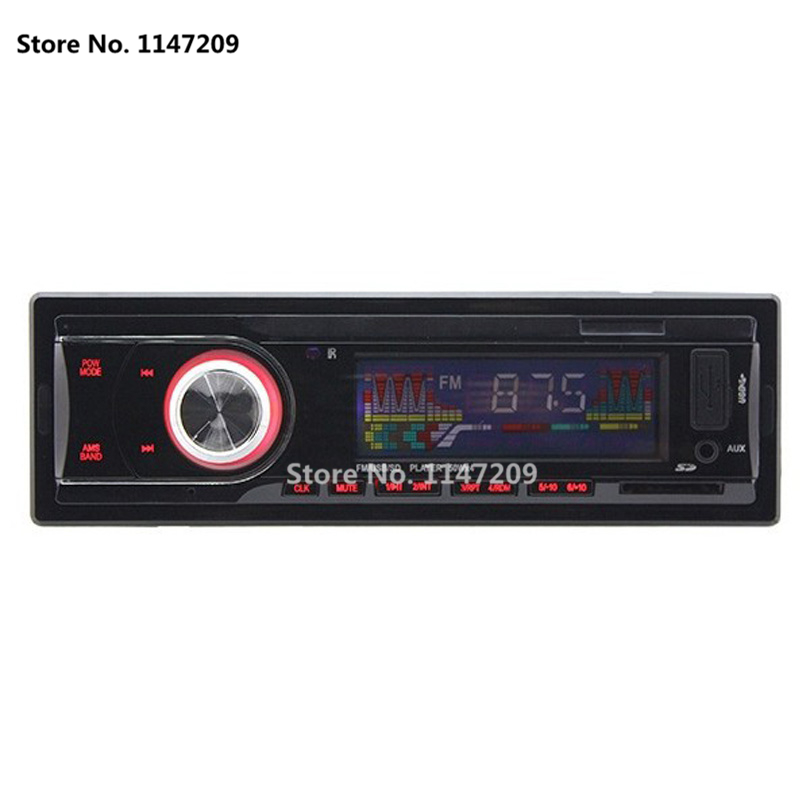 Car Radio Player MP3 FM/USB/1 Din/remote control/USB port 12V Car Audio Auto Steoro Car MP3 Free Shipping latest car radio bluetooth stereo player audio dvd mp3 player fm usb radio 1 din remote control 12v auto radios