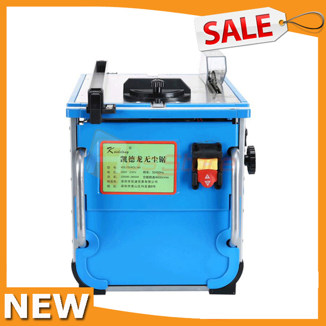 Multifunction Dust Sawing Machine Table Saw Cutting Laminate Solid