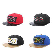 Sports Casual Caps Outdoor Men Fans Favorite Fashion Printed EXO letter Adjustable Snapback Hip-hop Baseball Cap Hat Unisex Cap