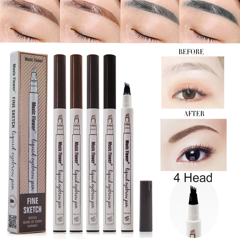 Detail Feedback Questions About Eyebrow Pencil Eyebrow Tattoo Pen 4