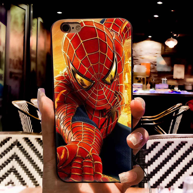 coque iphone 8 marvel spider man