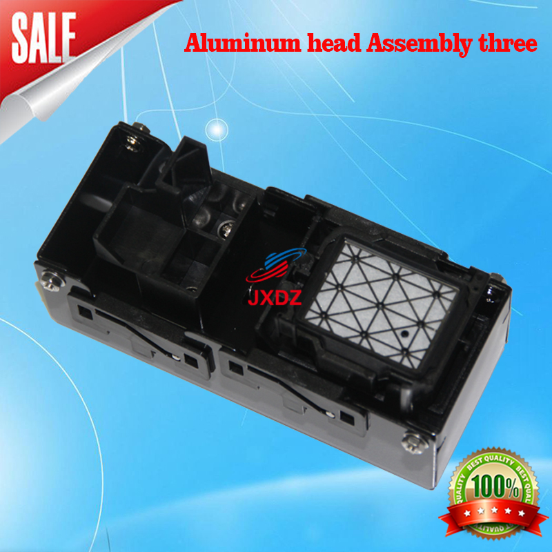 New Model! YT-Aluminum head Assembly three Sky color dx5 capping assembly eco solven printer mimaki